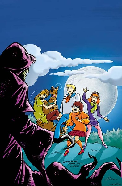 Scooby-Doo, Where Are You? #67 Cover