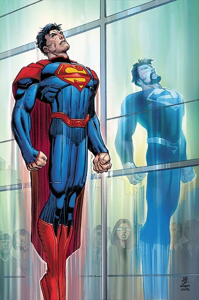 Superman #50 Cover