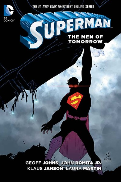 SUPERMAN: THE MEN OF TOMORROW TP Cover