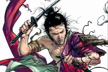 Samurai #1 Cover A by Frédéric Genét
