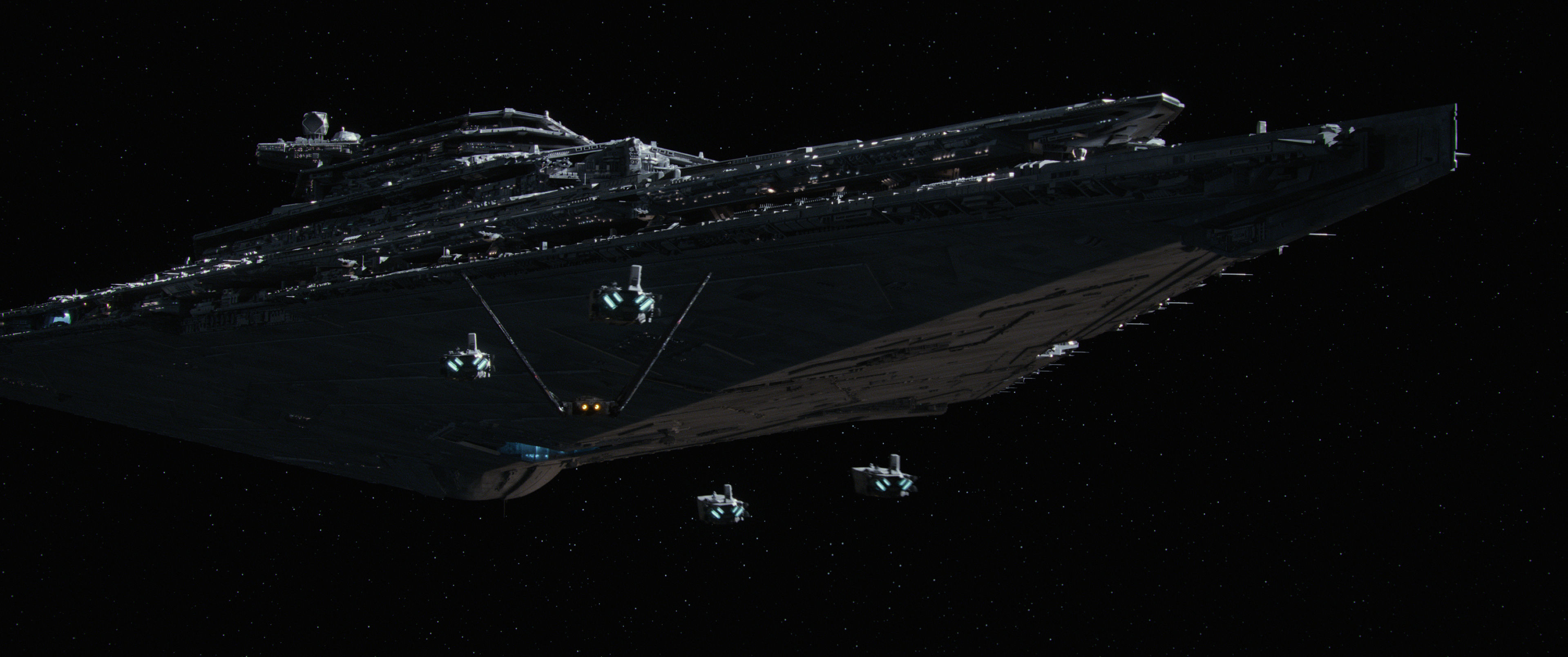 The Finalizer, The First Order Star Destroyer