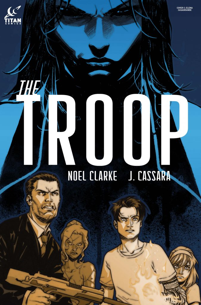 The Troop Cover B