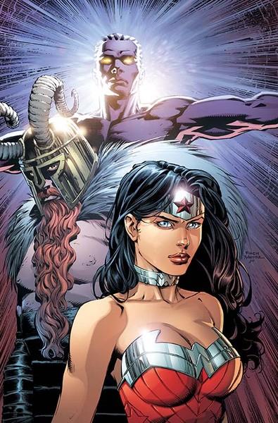 Wonder Woman #50 Cover