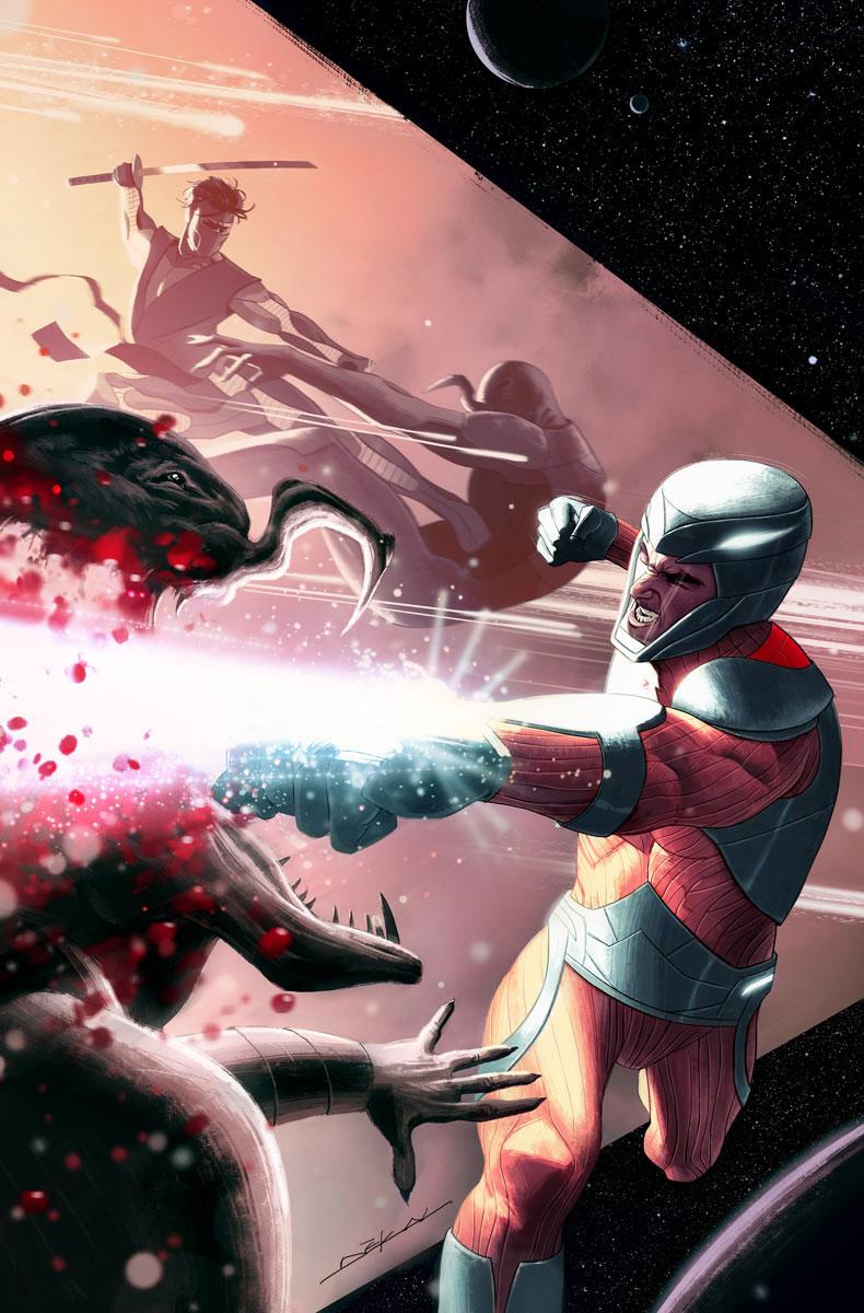 X-O Manowar #45 Cover
