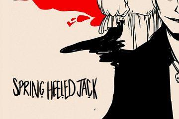 Spring Heeled Jack Cover