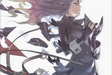 The Art of Fire Emblem: Awakening Cover