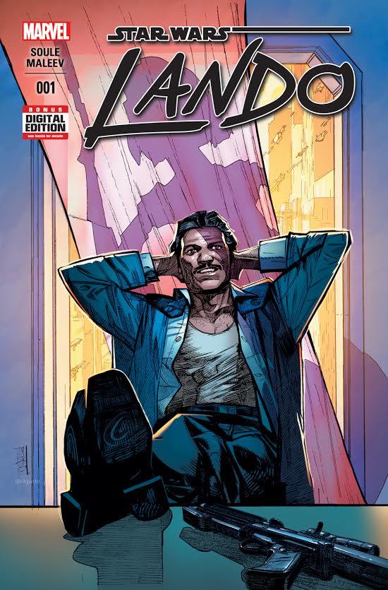 Lando #1 Cover