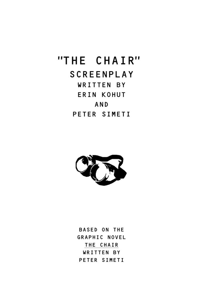 The Chair Preview Page