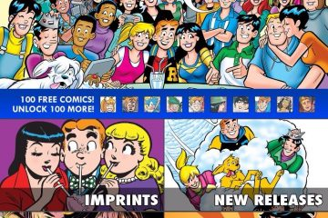 100 Free Comics from Archie Comics