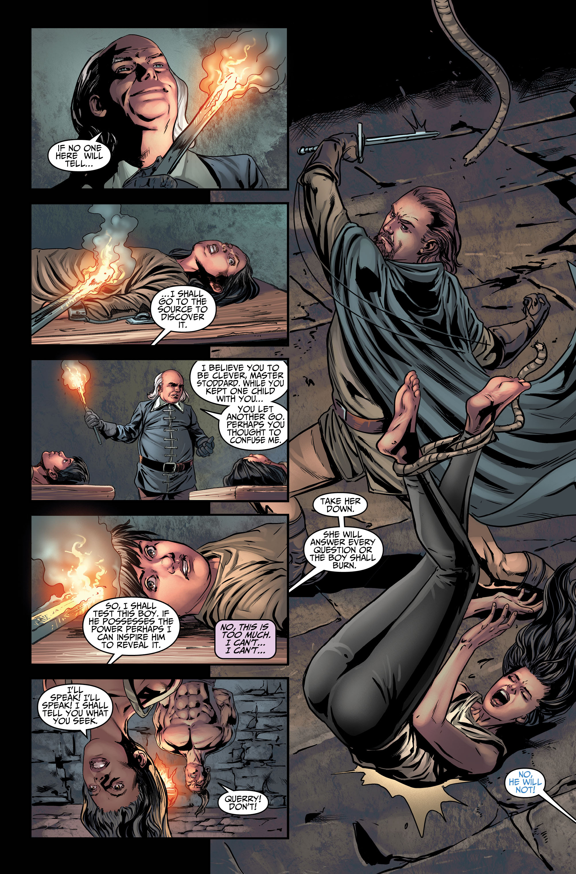 Assassin's Creed #4 Preview Page