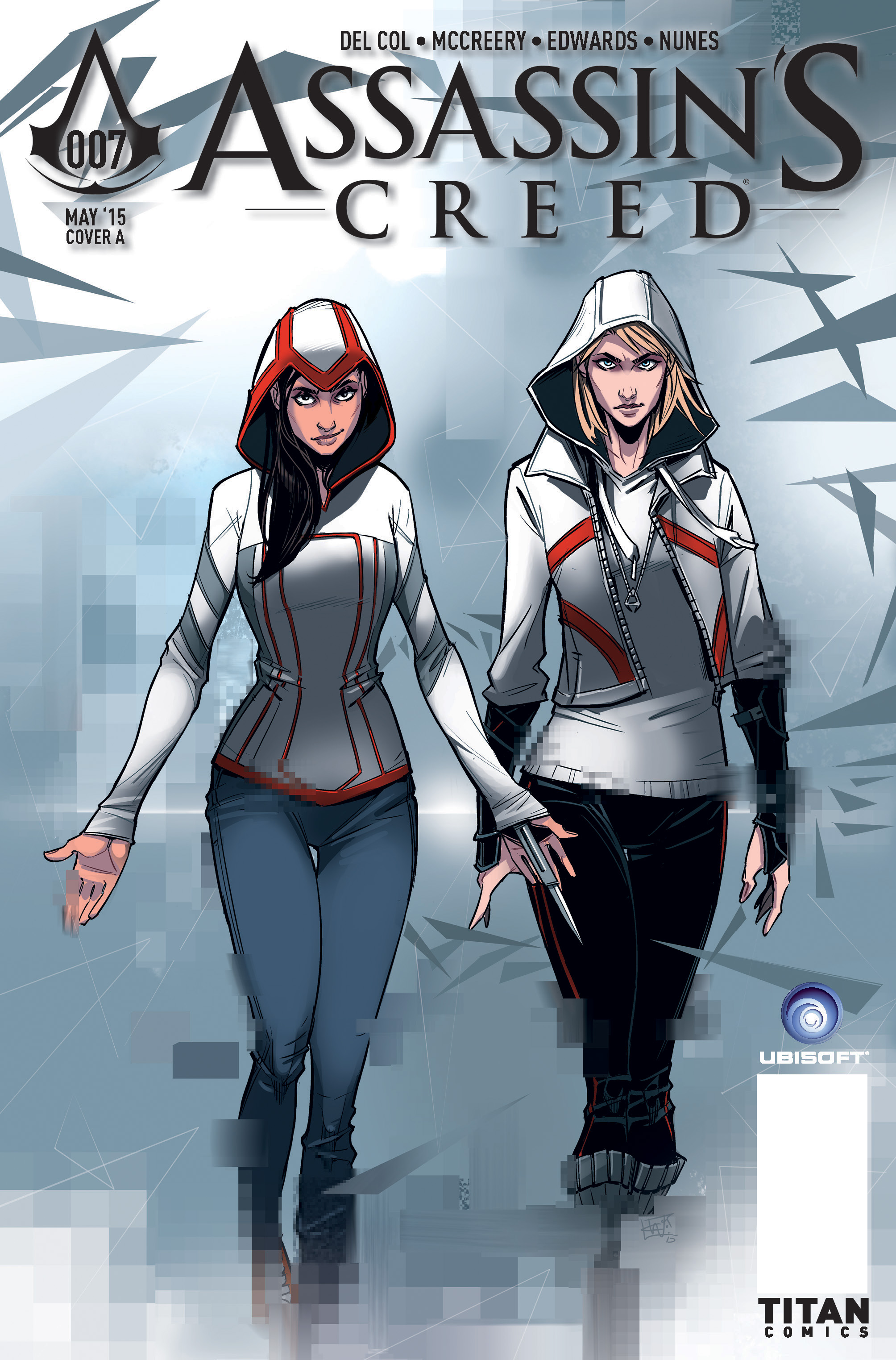 Assassin's Creed #7 Cover
