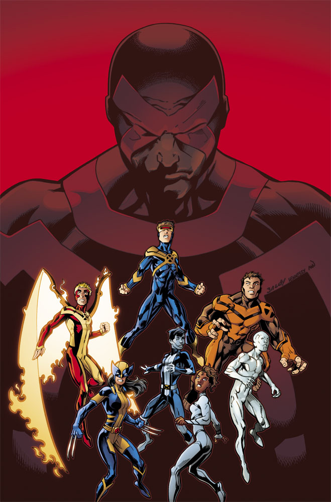 All-New X-Men #4 Cover