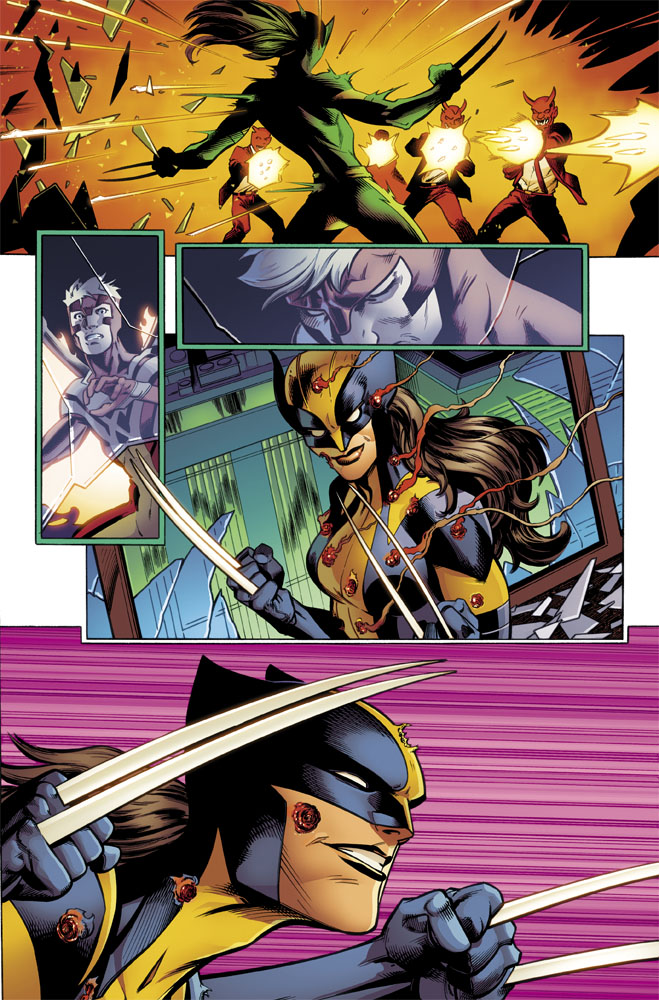 All-New X-Men #4 Preview Page