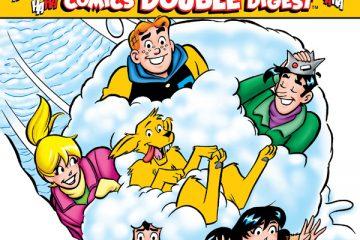 ARCHIE'S FUNHOUSE COMICS DOUBLE DIGEST #18 Cover