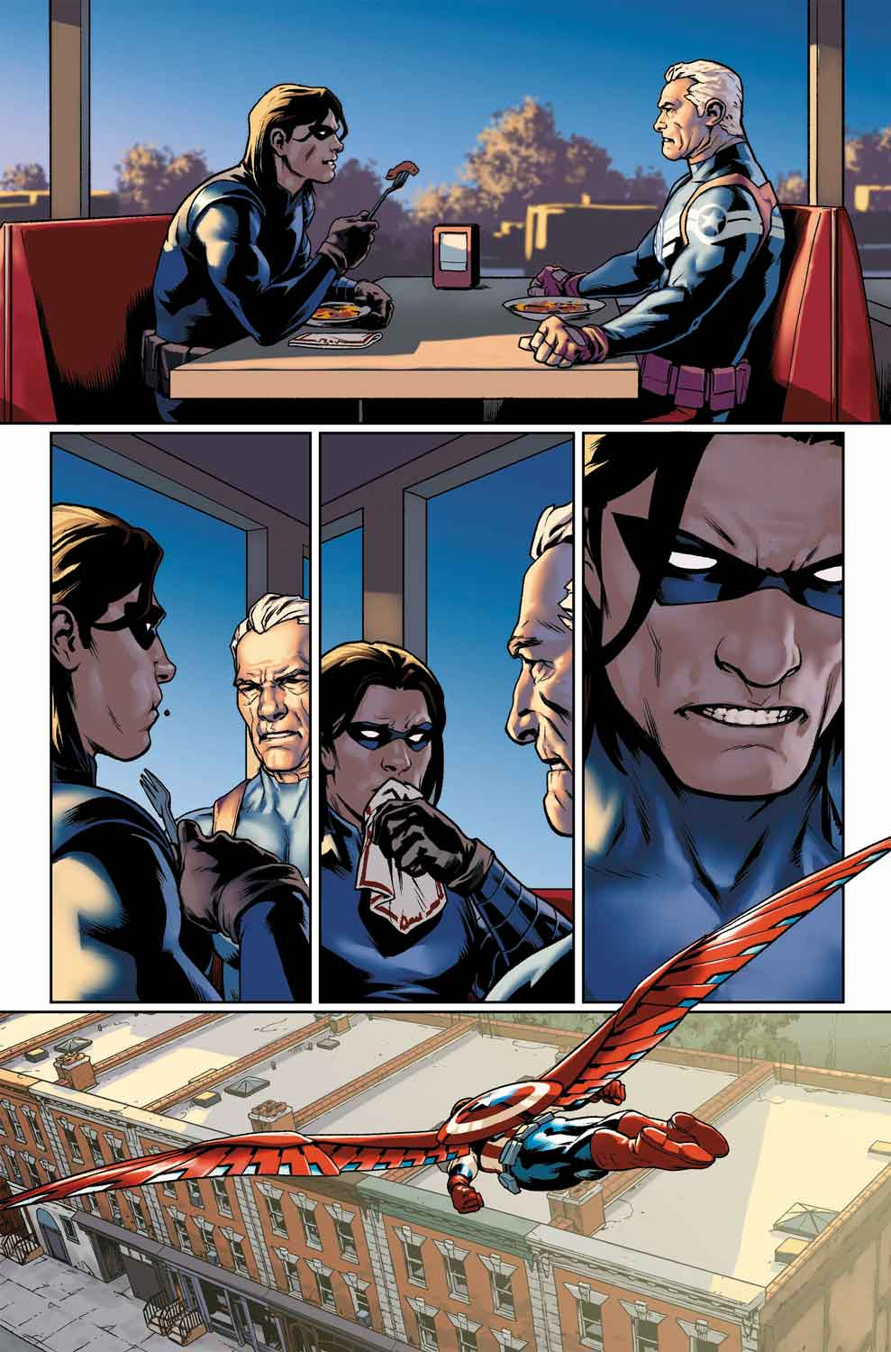 Avengers Standoff: Assault on Pleasant Hill Alpha Preview Page