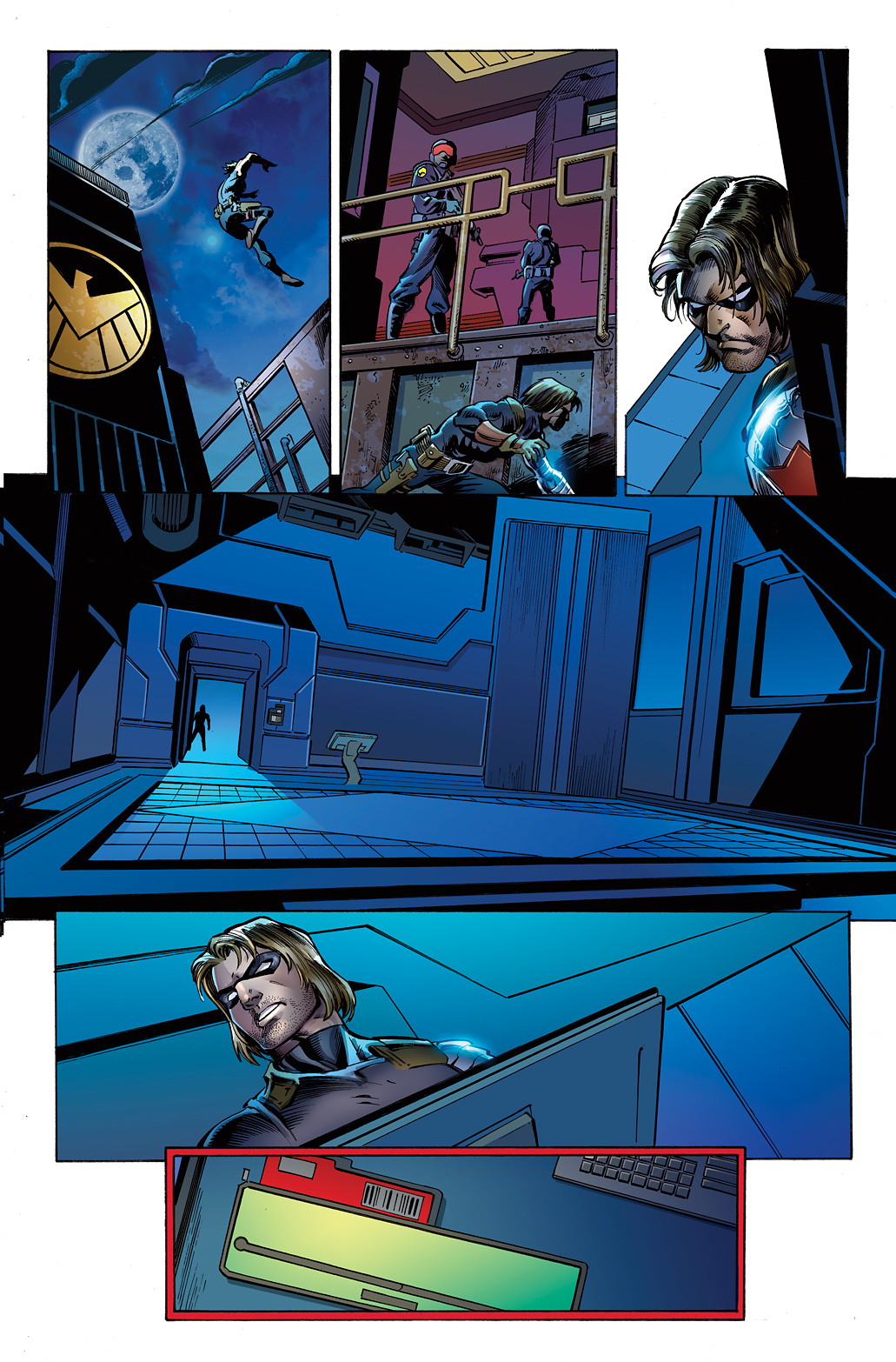 Avengers Standoff: Welcome to Pleasant Hill #1 First Look