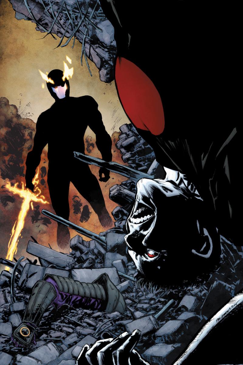 Bloodshot Reborn #12 Cover