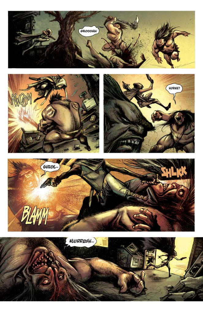 Devolution #1 Preview Page