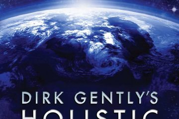 Dirk Gently's Holistic Detective Agency Cover