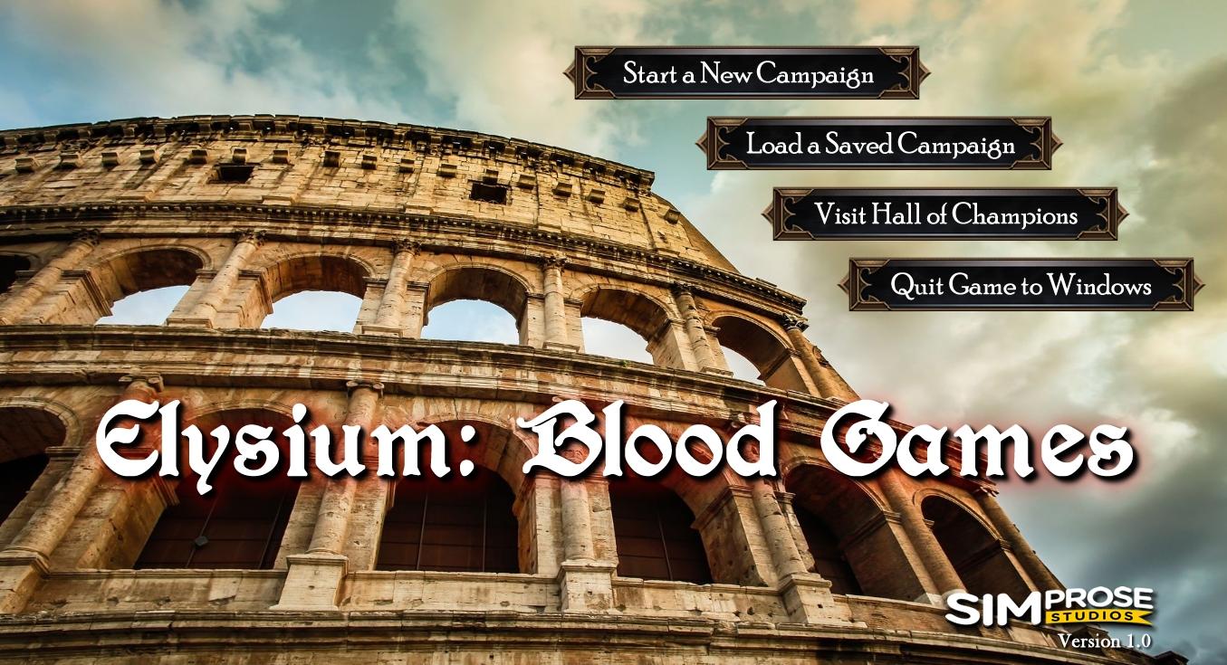 Elysium: Blood Games