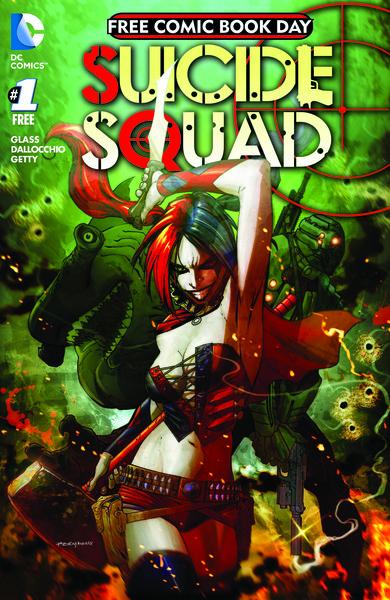 Suicide Squad #1 FCBD Special Edition