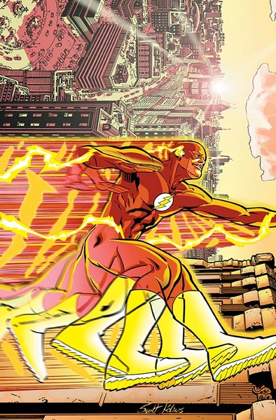 THE FLASH BY GEOFF JOHNS VOL. 2 TP Cover