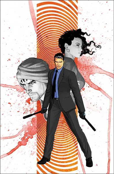 GRAYSON VOL. 3: NEMESIS TP Cover