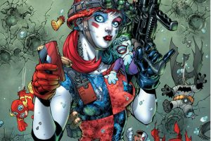 Harley Quinn and The Suicide Squad April Fool's Special #1 Cover