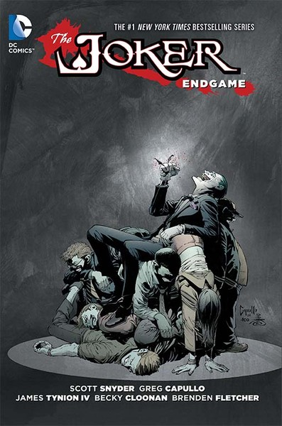 THE JOKER: ENDGAME TP Cover