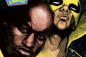 Power Man and Iron Fist #1 Cover