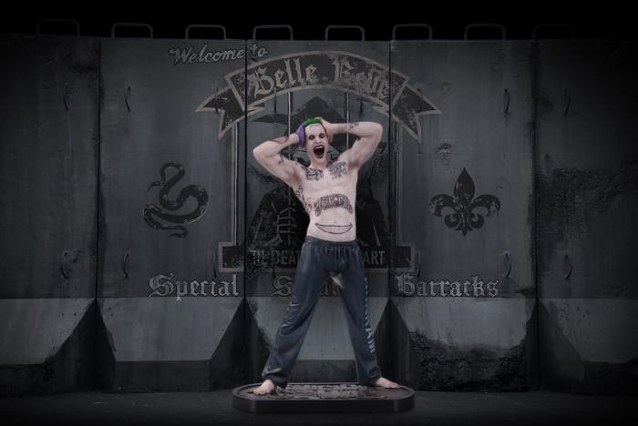 Suicide Squad The Joker Statue