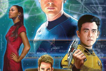 Star Trek: Ongoing #44 Cover