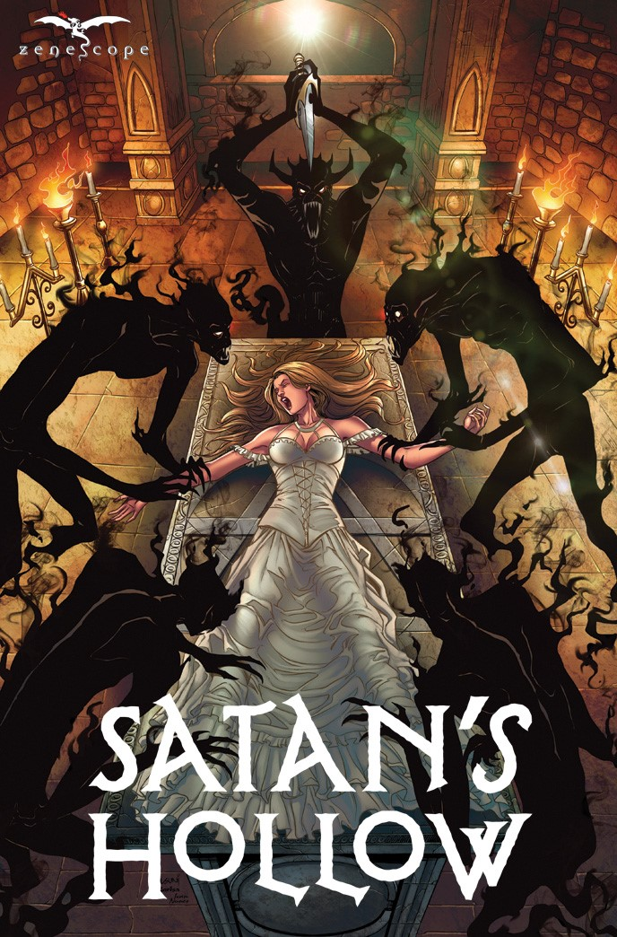 Satan's Hollow #1 Cover