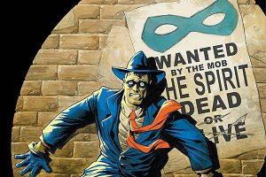 Will Eisner's The Spirit #7 Cover