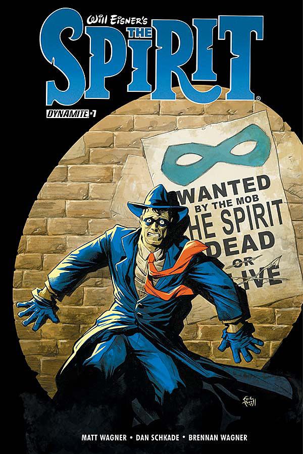 Will Eisner's The Spirit #7 Cover
