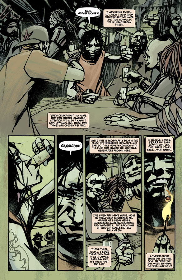 Starve Vol. 1 Preview Page
