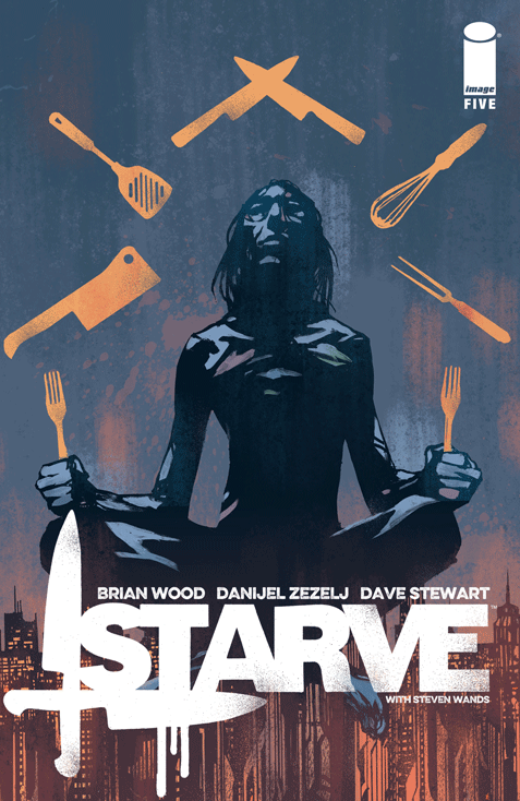 Starve #5 Cover