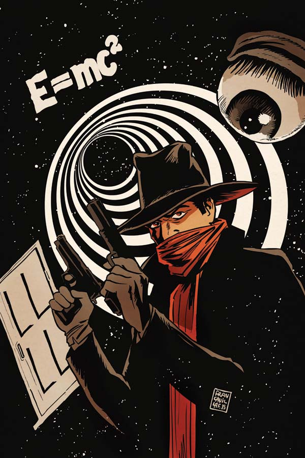 Twilight Zone: The Shadow #1 Cover