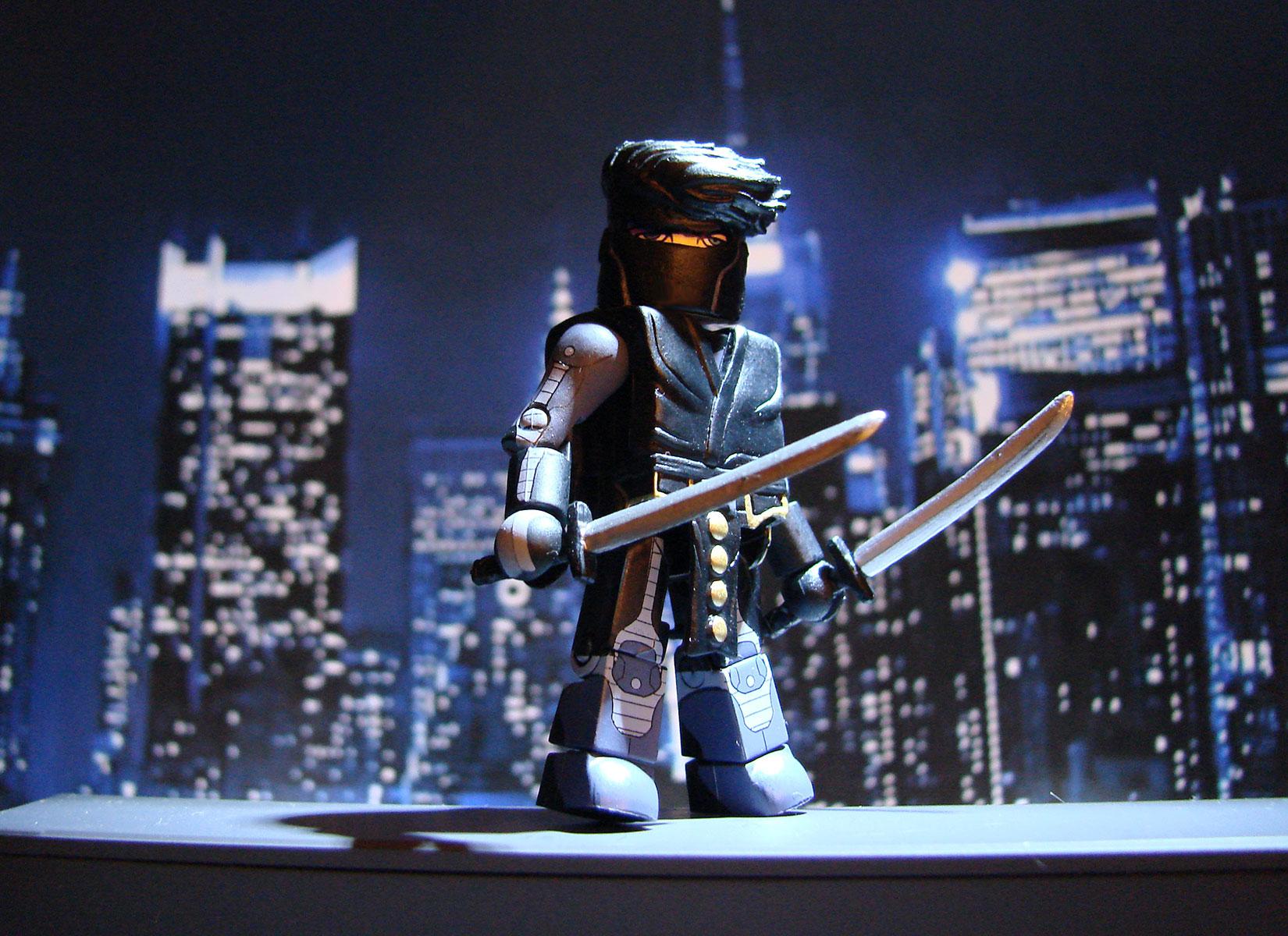 Ninjak Minimate