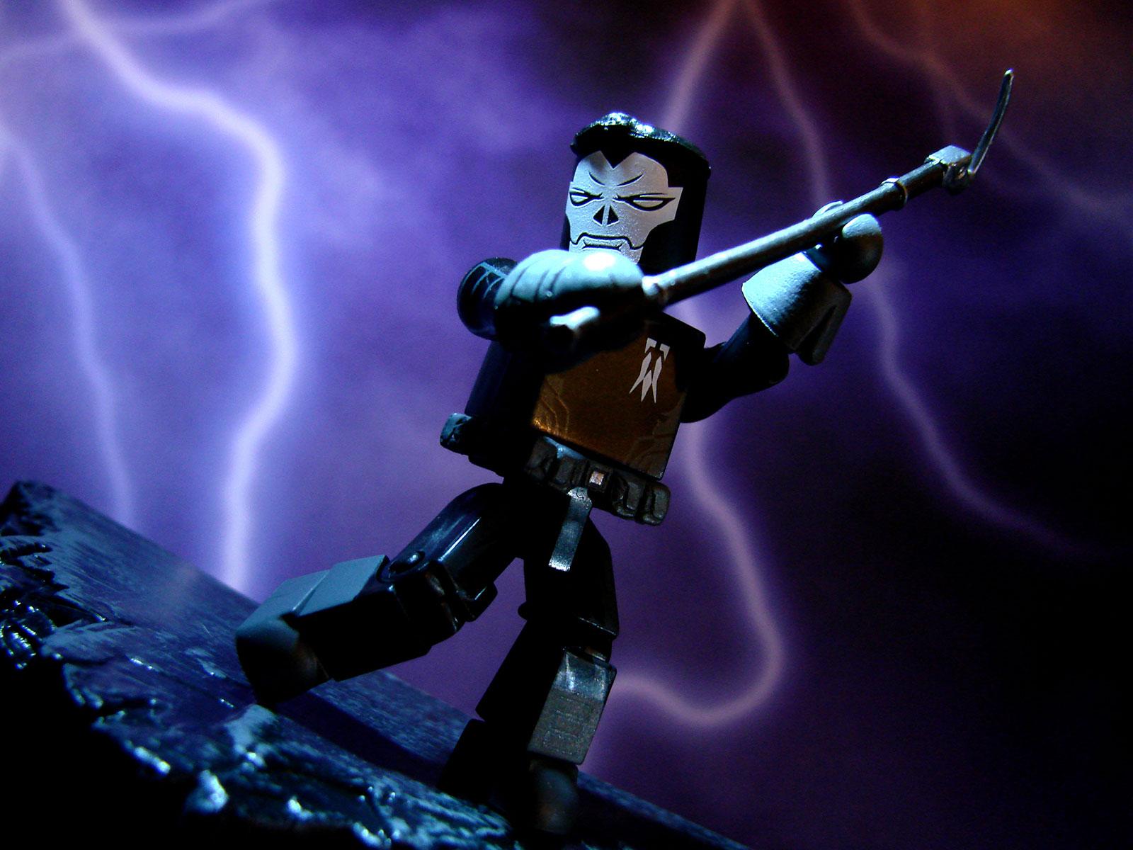 Shadowman Minimate