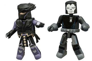 Ninjak and Shadowman Minimates