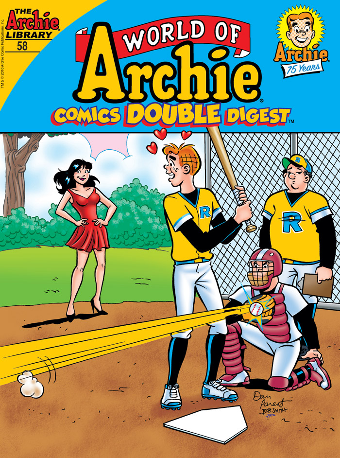 World of Archie Comics Double Digest #58 Cover