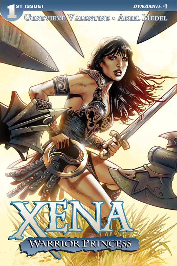 Xena: Warrior Princess #1 Cover