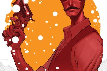 Black Jack Ketchum #2 Cover