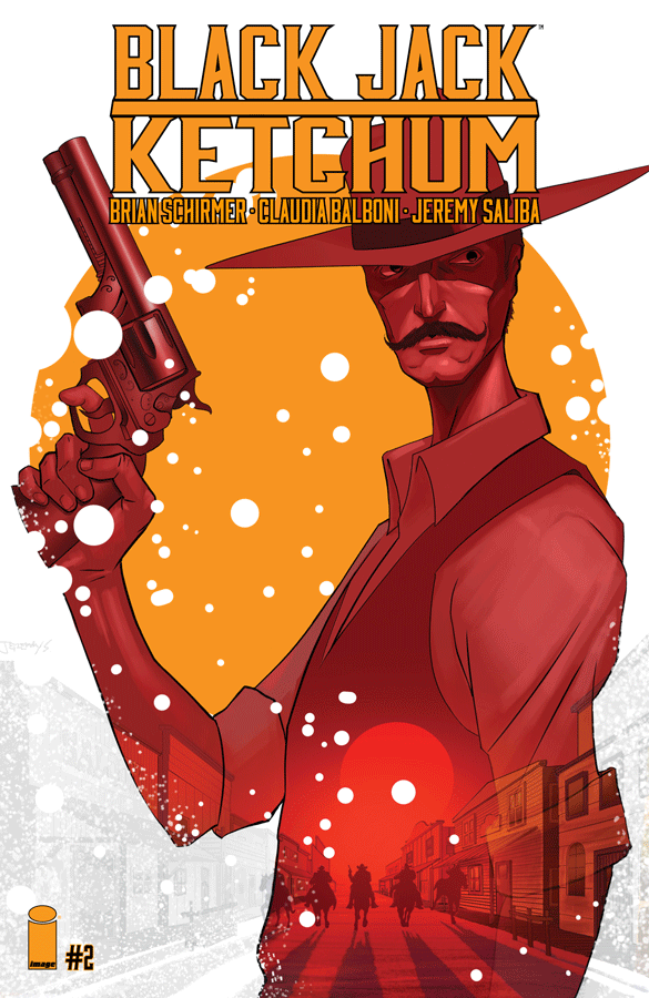 Black Jack Ketchum #2 Cover