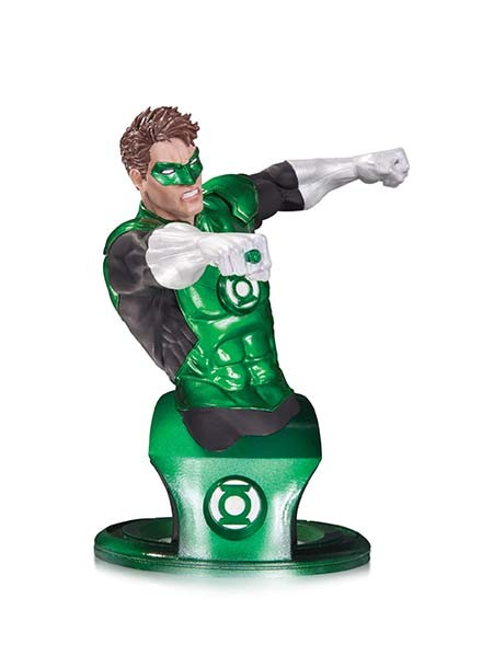 DC COMICS SUPER HEROES: GREEN LANTERN HAL JORDAN BUST