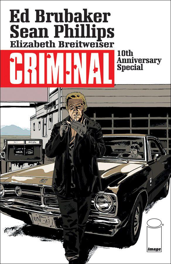 10th Anniversary Criminal Cover