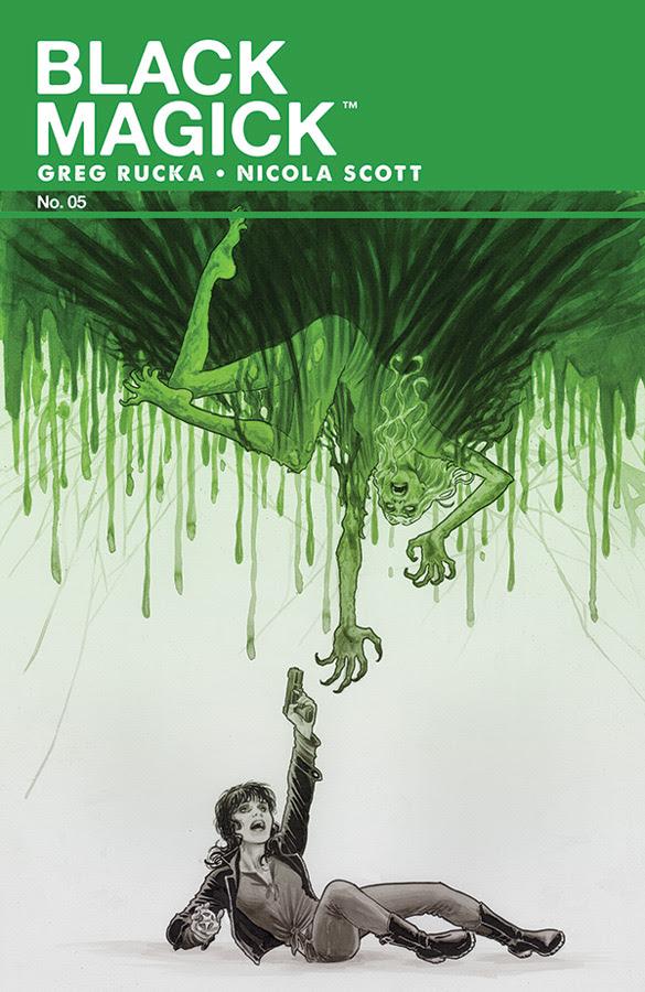 Black Magic #5 Cover