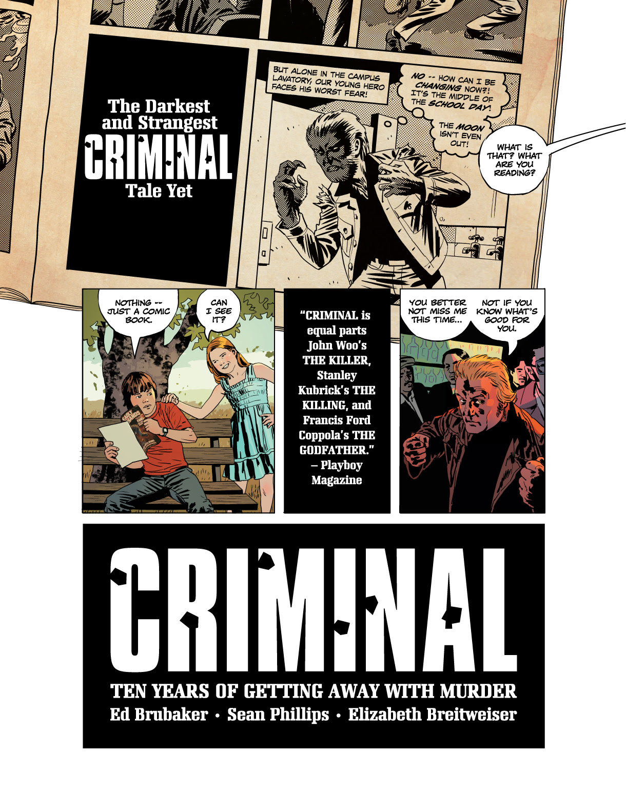 10th Anniversary Criminal Preview Page