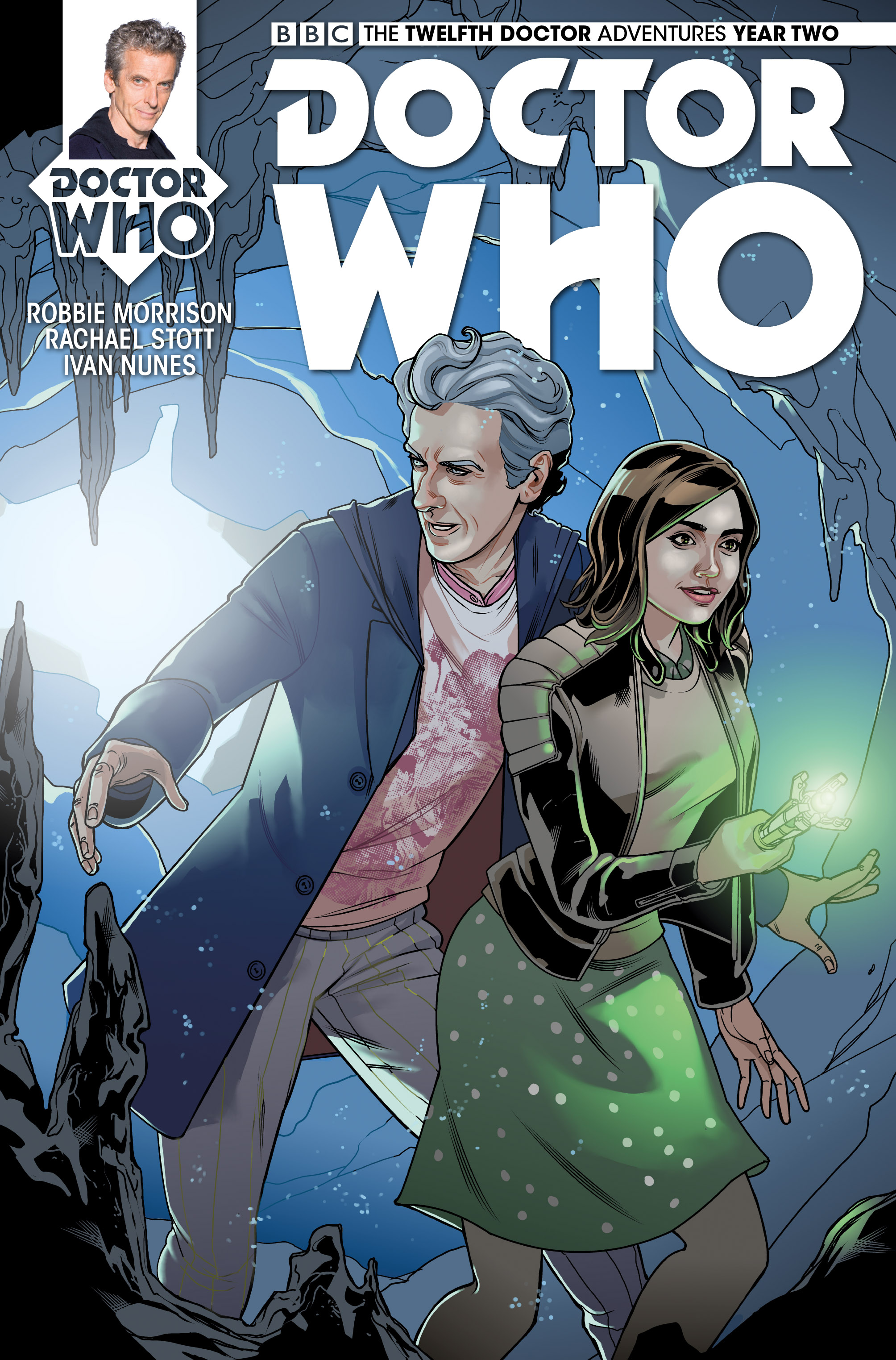 Doctor Who: The Twelfth Doctor #2.2 Cover